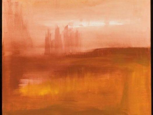 alba - 50x80 - acrylic on canvas - 2008